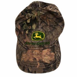 John Deere toddler one size fits hat